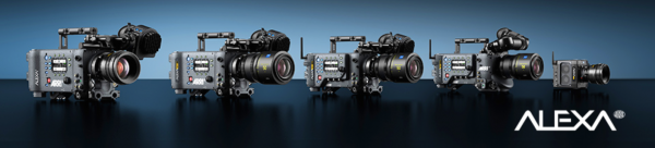ARRI Alexa cameras