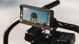 SmallHD 502 Bright gimbal