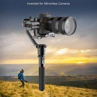 New MOZA AirCross Gimbal for Mirrorless Camera from Gudsen