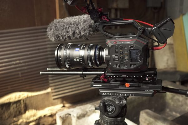 Panasonic EVA1 firmware update Ver. 2.0 adds ALL-I codec recording and enables up to a 5.7K RAW output