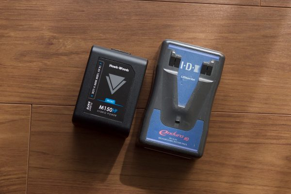 Hawkwoods Mini V-Lock batteries – the ultimate battery solution for the travelling cameraman?