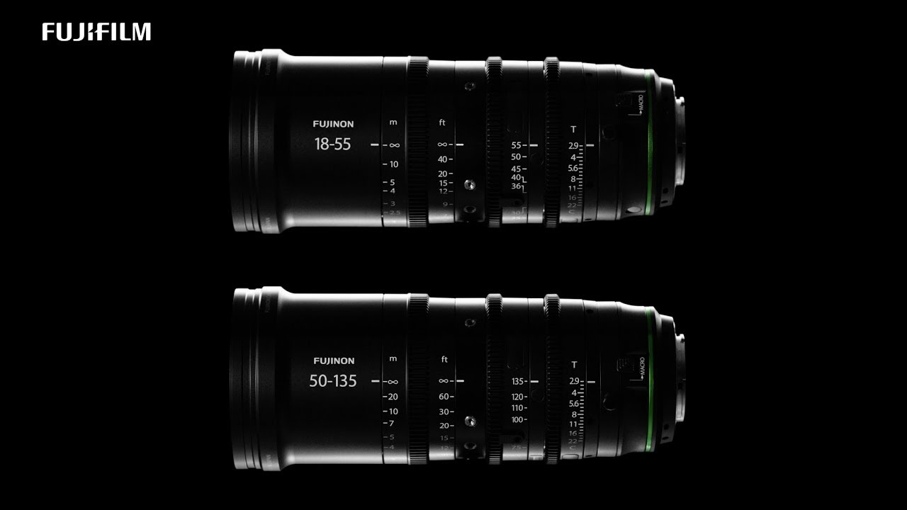 Fujinon Releases The Mkx 18 55 T29 50 135mm X Mount Lenses Lens Cap 3rd 55mm Newsshooter