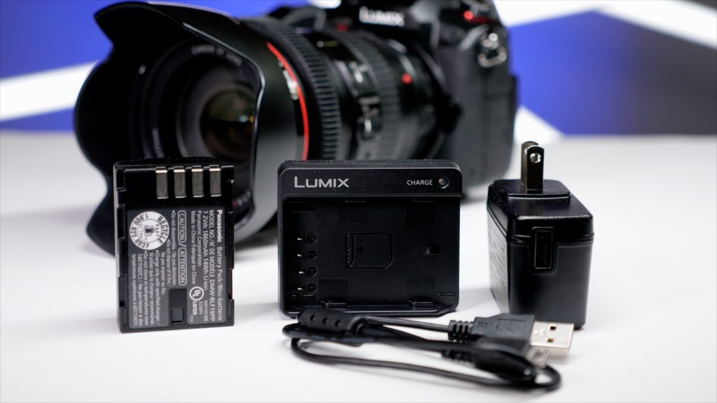 GH5S New Charger
