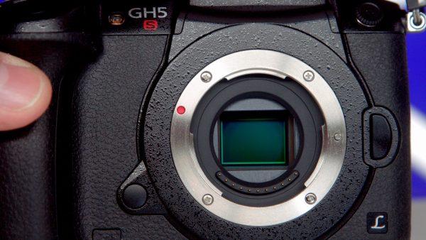 GH5S Sensor tight