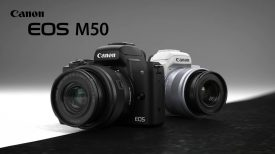 Official Canon EOS M50 Digital Camera Introduction