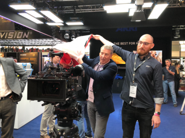 ARRI Alexa announcement