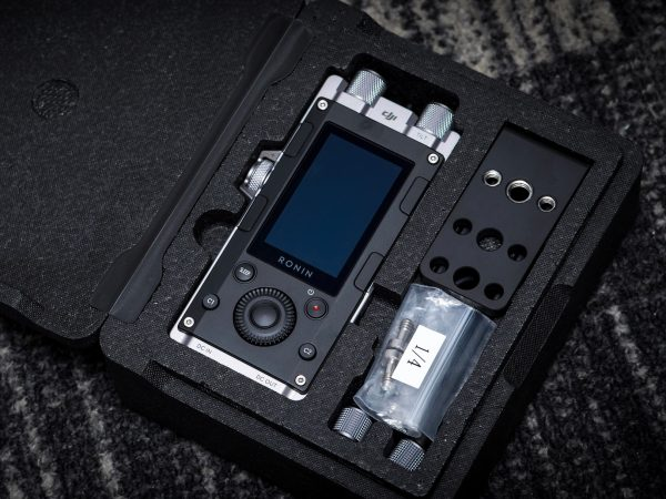 DJI FORCE PRO – motion sensor control for your RONIN 2, INSPIRE 2, and RONIN-S