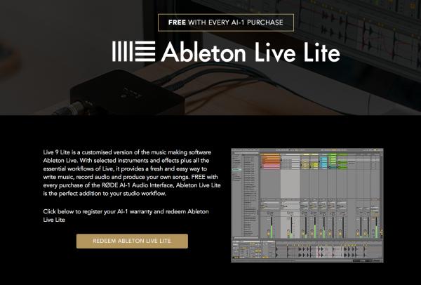 NT1 & AI-1 Complete Studio Kit