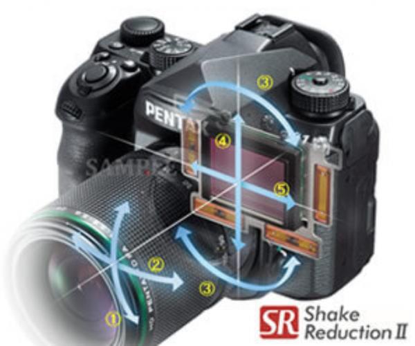 Pentax K-1 Mark II full frame DSLR announced