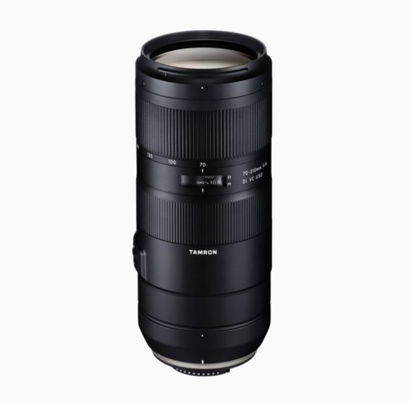 Tamron\'s new 70-210mm F/4 Di VC USD full frame telephoto zoom ...