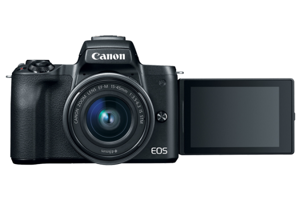 Canon's new EOS M50 Mirrorless Camera with DPAF & 4K Video