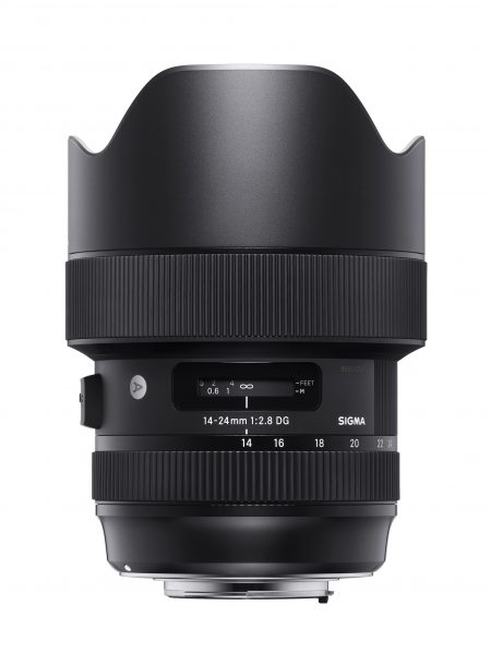 SIGMA announces the new 14-24mm F2.8 Art Lens