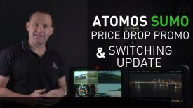 Atomos Sumo Price Drop Promotion and Switching Update