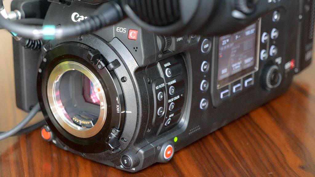 Canon C700 FF_Mount