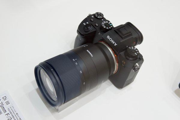 Tamron 70-210mm F/4 DI VC USD – CP+ 2018