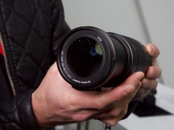Panasonic Leica DG Vario-Elmarit 50-200mm F2.8-4 ASPH – CP+ 2018
