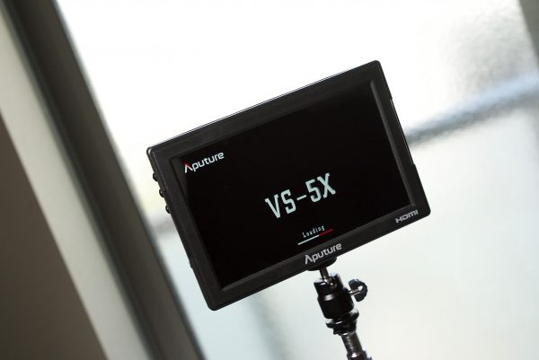 "Aputure VS-5X 7"" Pro Multifunctional monitor review"