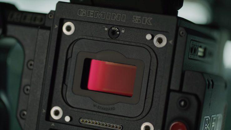 Gemini Sensor in body