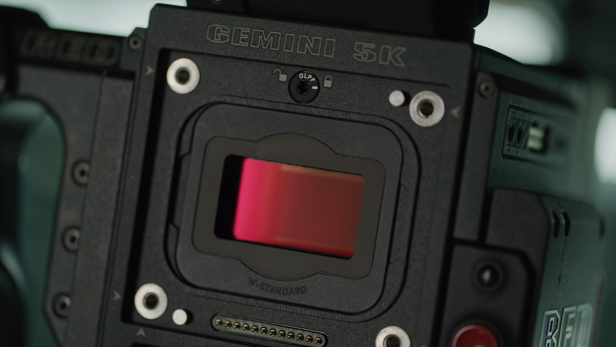 RED introduces new dual sensitivity GEMINI 5K S35 low light