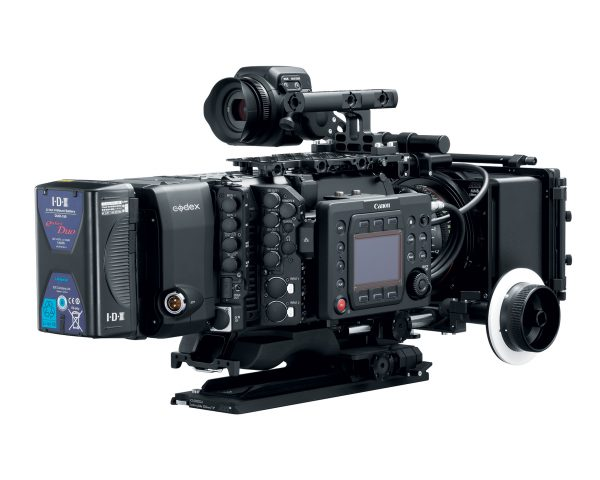 Canon goes Full Frame with the new C700 FF - Newsshooter
