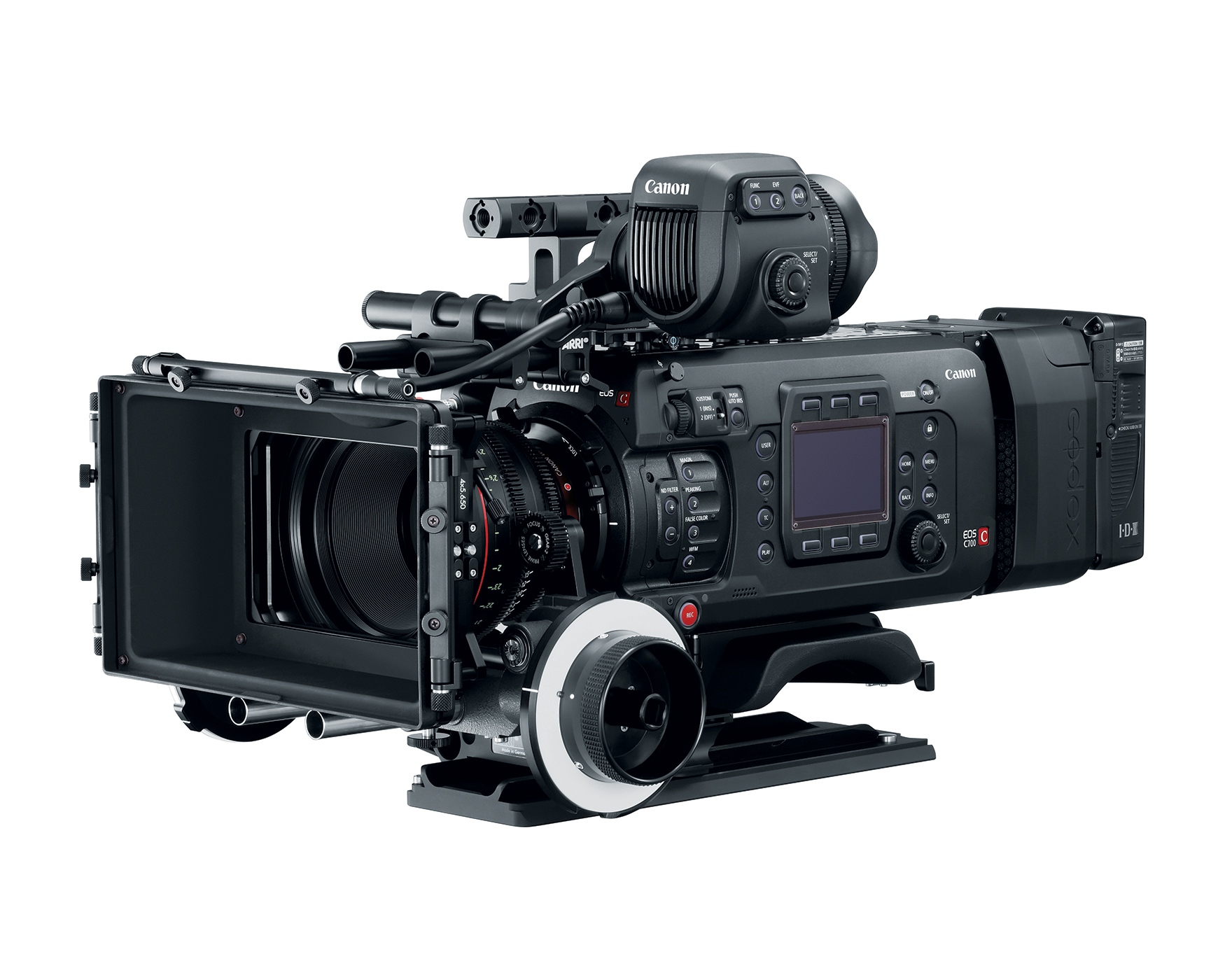 Canon Goes Full Frame With The New C700 Ff Newsshooter Digital Relay Switch
