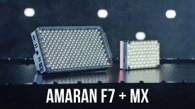 Introducing the Amaran MX F7 1