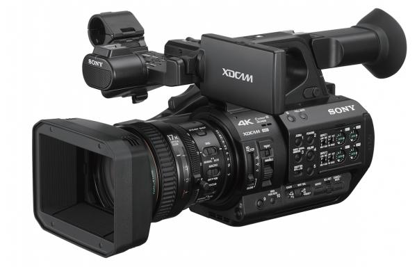 Sony unveils the 4K 4:2:2 10-bit PXW-Z280 and PXW-Z190 camcorders