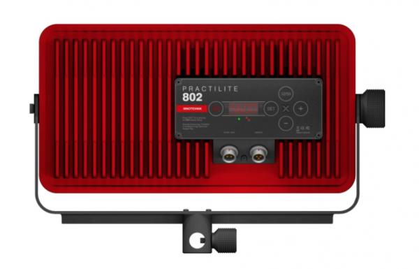 """Kinotehnik Practilite 802 – a high output """"Half panel"""" LED"""