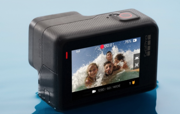 GoPro announces the entry level $199 HERO