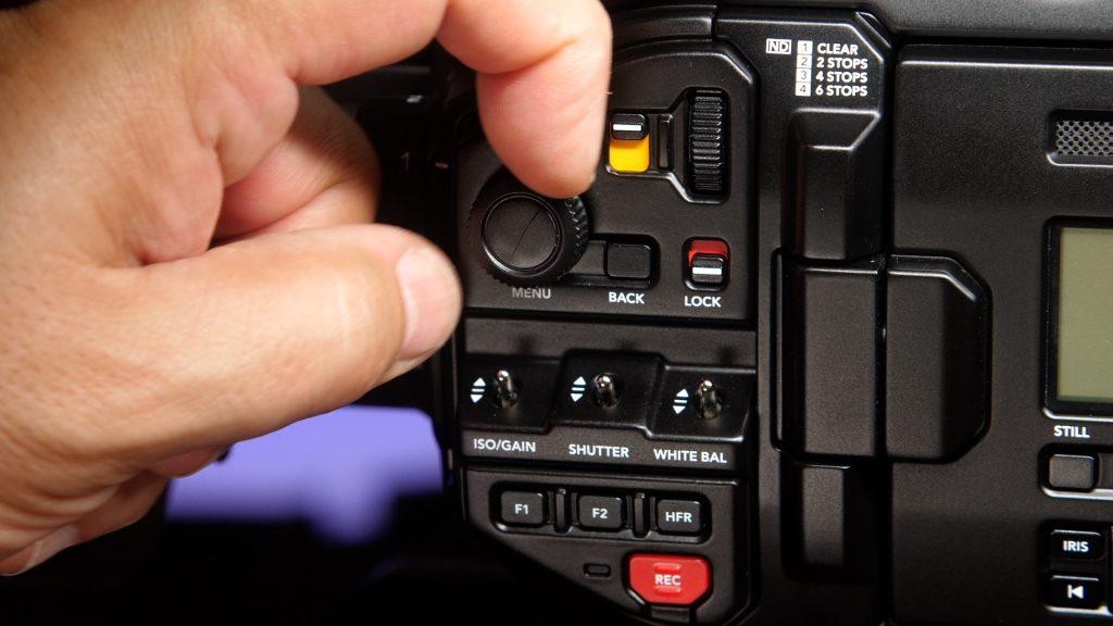 URSA Broadcast Camera WHEEL