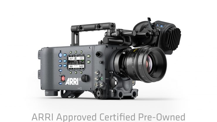 e6a50d8694 ARRI Approved Certified Pre-Owned Program – buy a second hand ALEXA ...