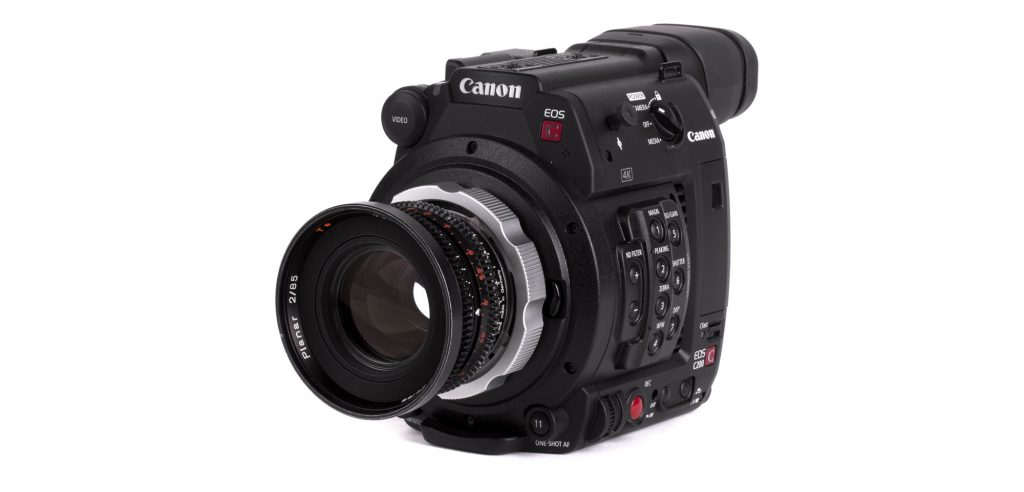 Canon C200 C200b Pl Mount Modification From Wooden Camera