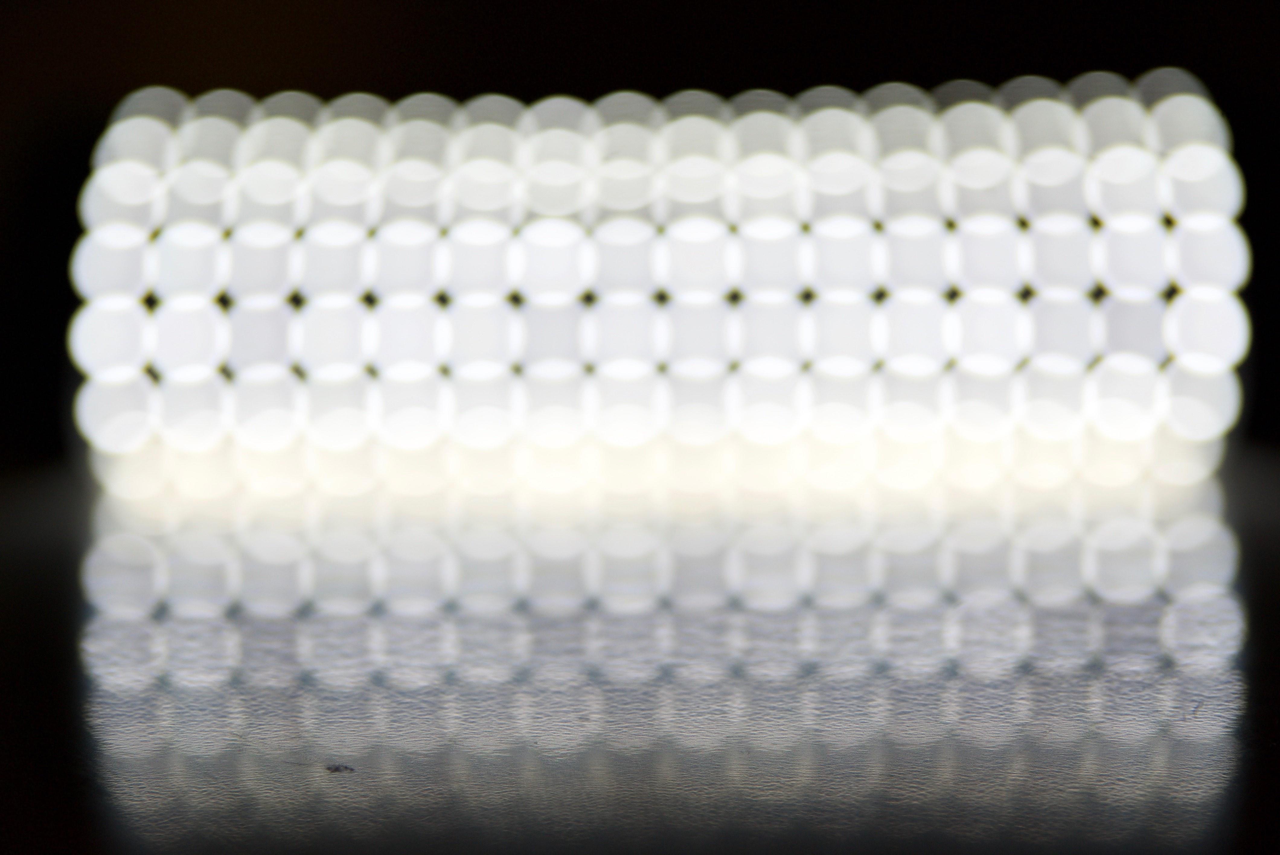 dp lumi 1x1 daylight flexible led light review newsshooter