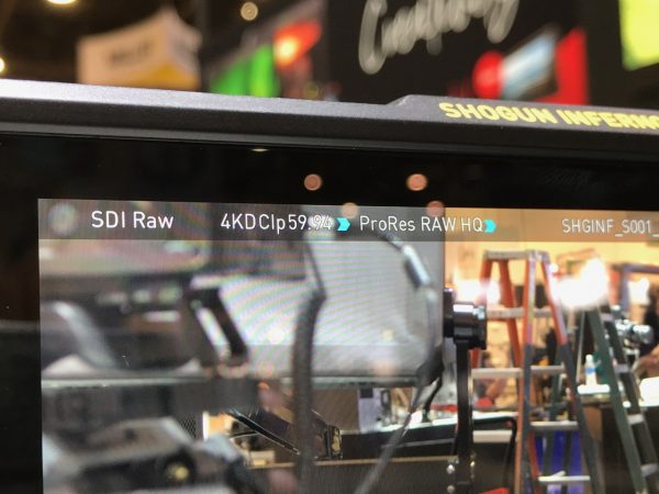 Atomos explains ProRes RAW