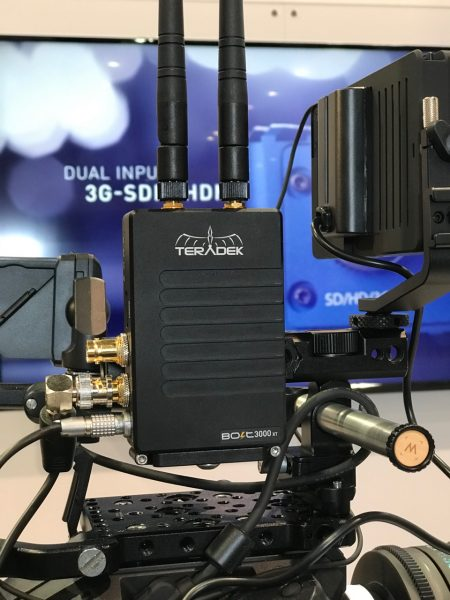 Teradek Bolt XT and LT – NAB 2018