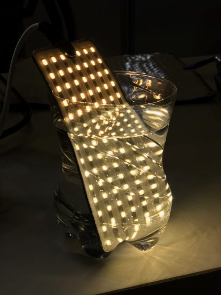 ProFound's ridiculously lightweight and flexible LED lights