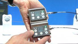 Lectrosonics SM Wideband Transmitters Newsshooter at NAB 2018