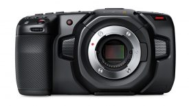 Pocket Cinema Camera 4k Front