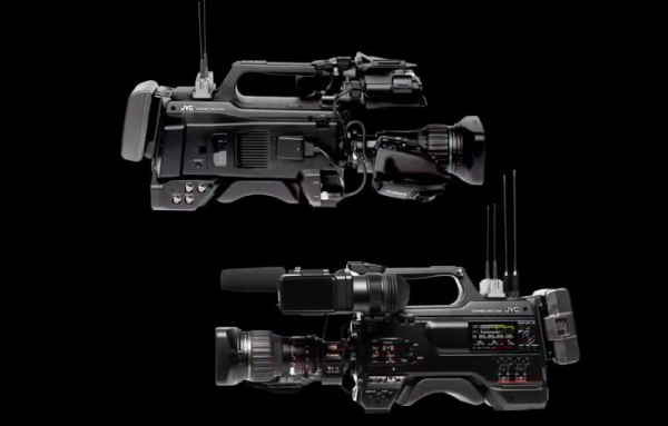 JVC GY-HC900 2/3-INCH BROADCAST CAMCORDER WITH COMPLETE IP WORKFLOW