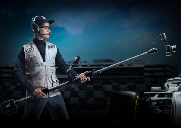 Redrock Micro helps you lift your game