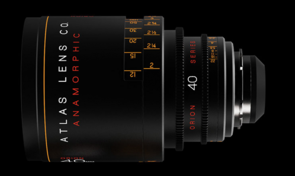 Kinefinity MAVO 6K and Atlas Orion 40mm T2 anamorphic vision