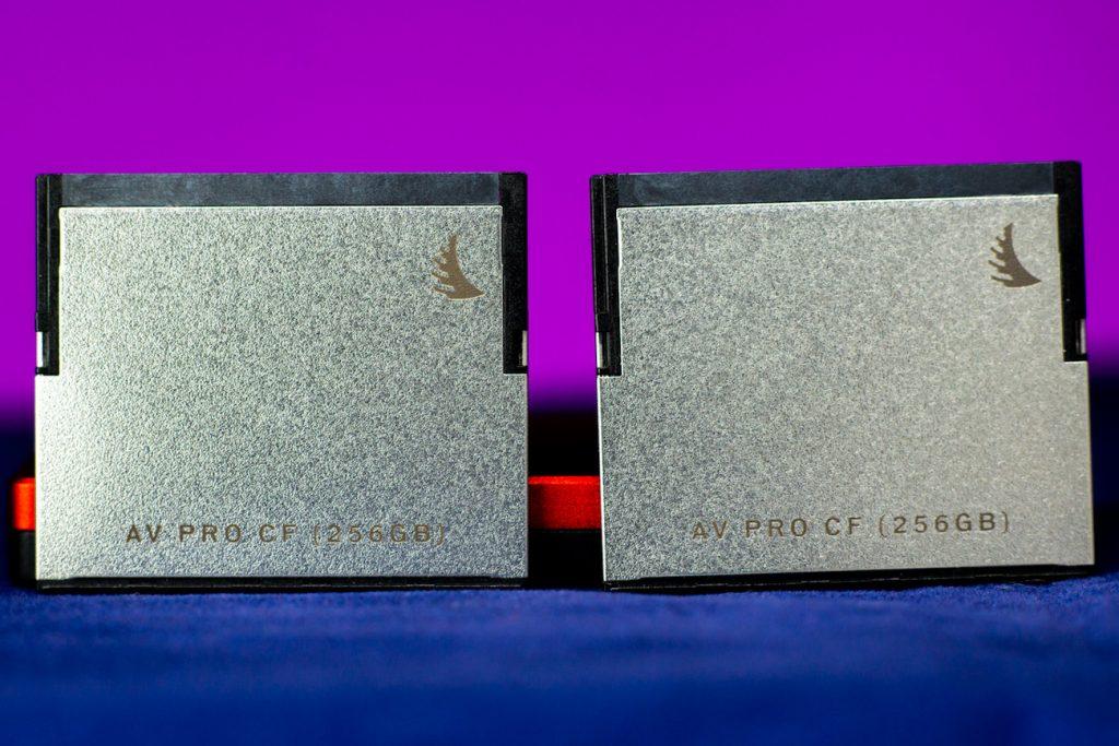 Angelbird CFast 2 cards
