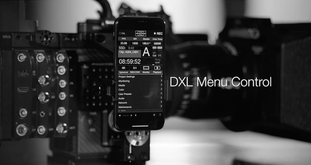 DXL-M Menu