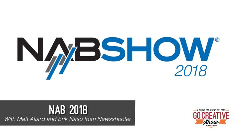 GCS146 NAB 2018