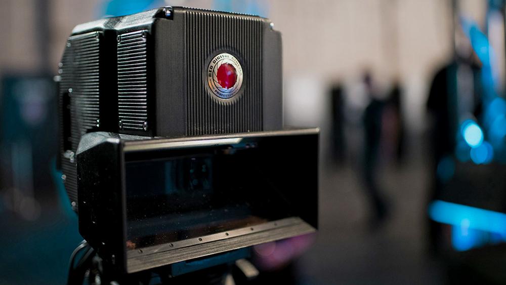 Lucid RED 3D Cam