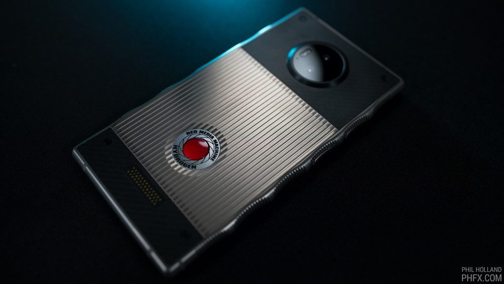 RED is scrapping its Hydrogen One smartphone after one release