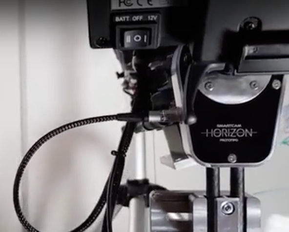 SmartCAM Horizon – a Steadicam operators best friend?