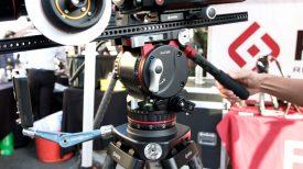 Cine Gear 2018 Really Right Stuff tripod and 100mm head