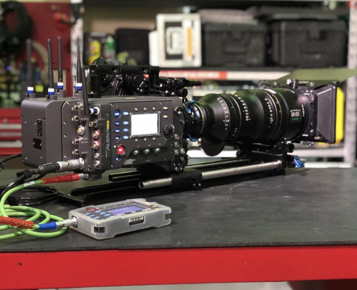 Musashi Expander on ARRI Alexa LF by DubaiFilm 1 - Newsshooter