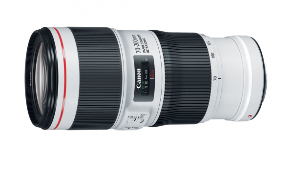 Canon updates their popular 70-200mm f/2.8 L IS and f/4L IS lenses